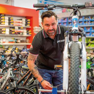 Fahrradservice vom Profi