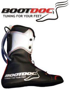 Bootdoc - Skischuh-Anpassung